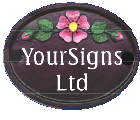 Yoursigns.co.uk Home Page