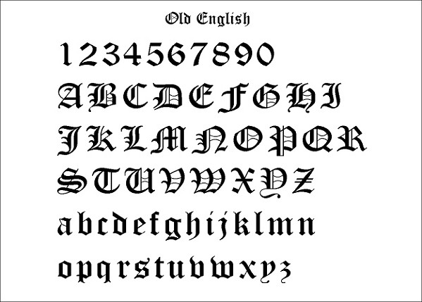 Old English Font For Mac Free - lucidolase's diary